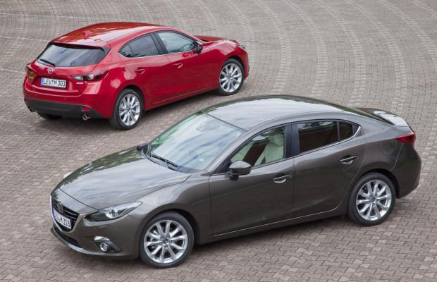 Mazda schenkt Neuwagenkäufern ein iPad Air