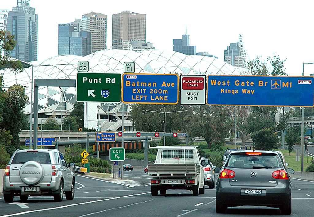Melbourne ist die Hauptstadt des Bundesstaates Victoria.