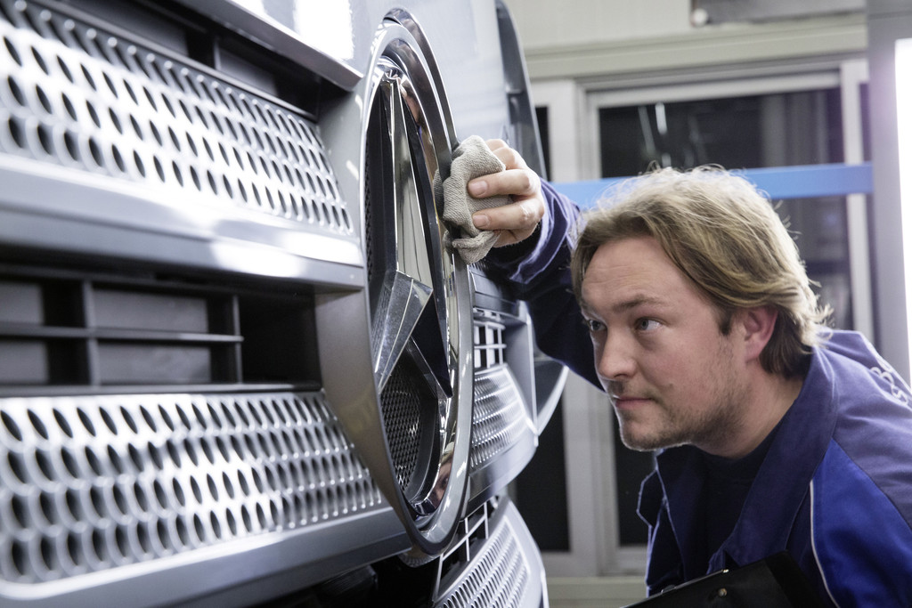 Mercedes-Benz CTT: Trucks nach Maß