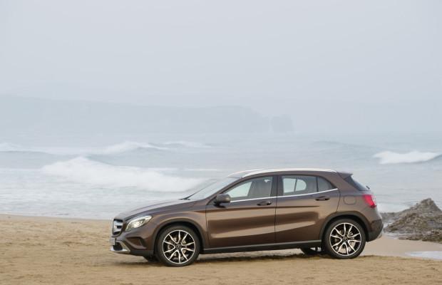 Mercedes-Benz GLA: Neues Terrain für den Stern