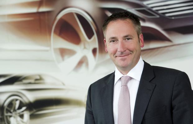 Mercedes-Benz erweitert Bereichsvorstand