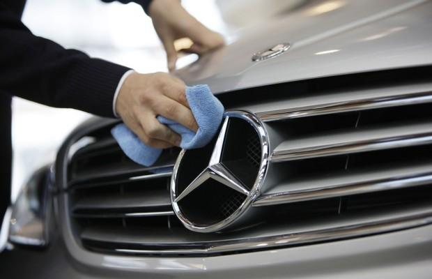 Mercedes-Benz startet mit Absatzrekord