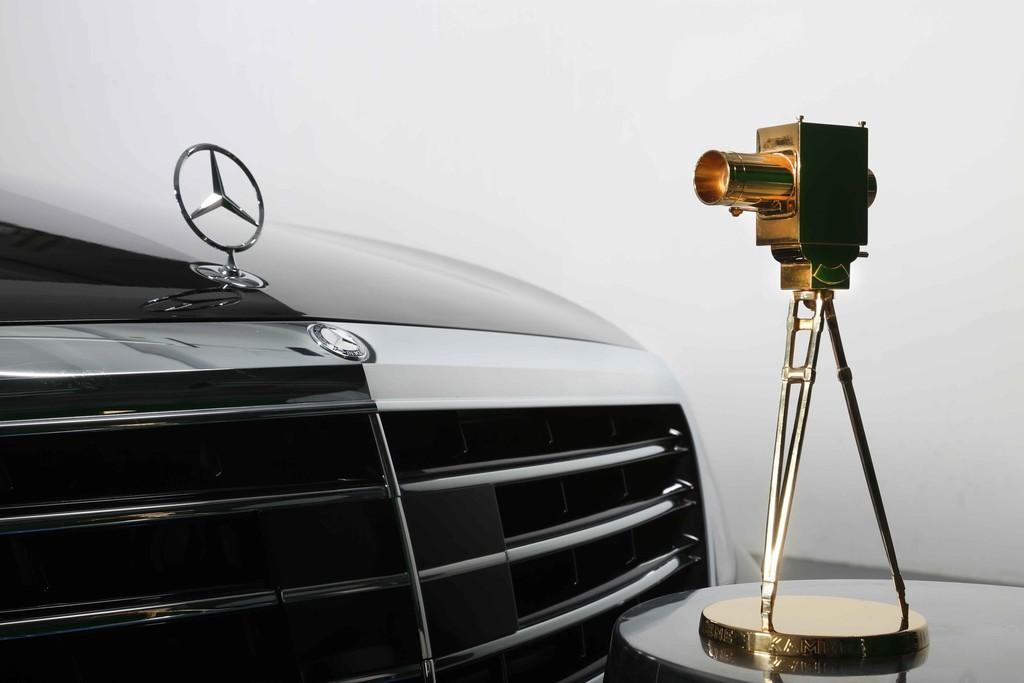 Mercedes-Benz unterstützte die