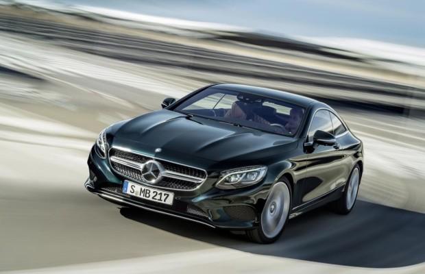 Mercedes S-Klasse Coupe - Mit Funkeln in den Augen
