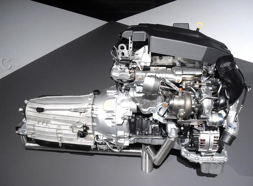 Mercedes-V-Klasse: Als Antrieb steht vorerst ein Diesel in drei Leistungsstufen zur Verfügung.