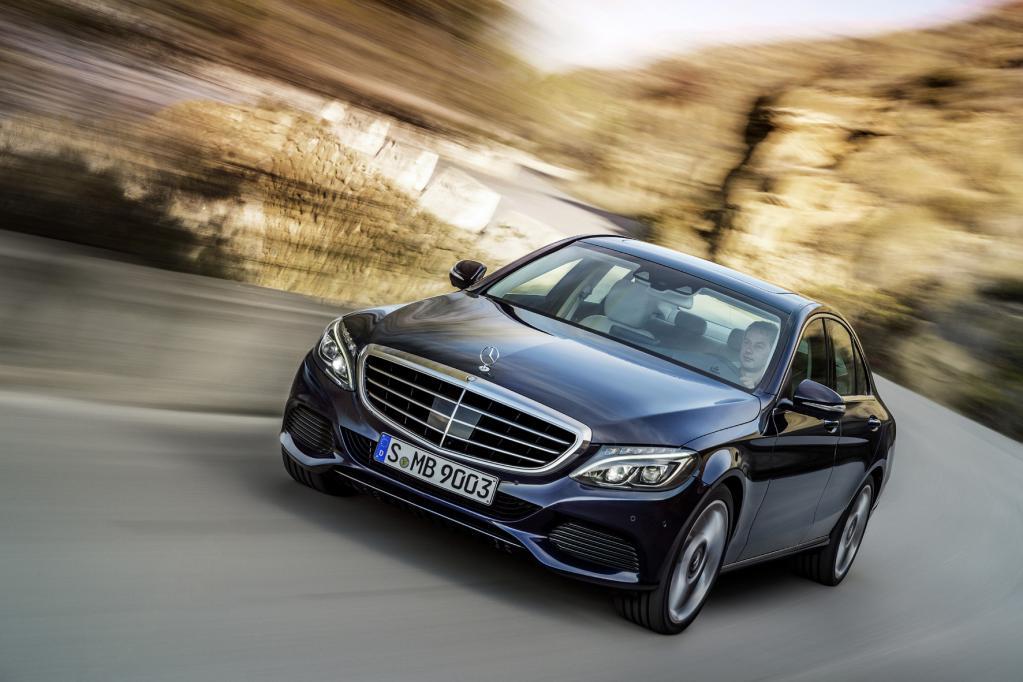 Mercedes startet C-Klasse-Serienbau