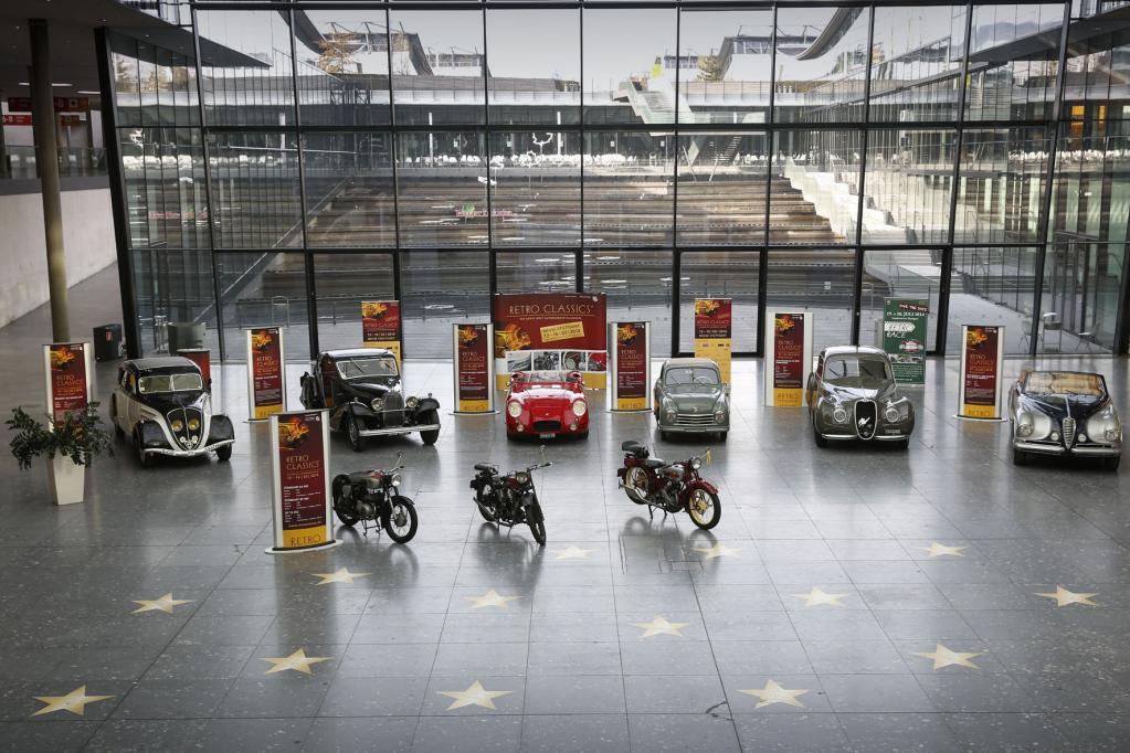 Mercedes und Porsche: Der Mythos lebt