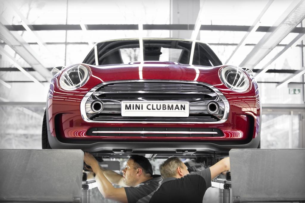 Mini Clubman Concept - Gewaltig gewachsen