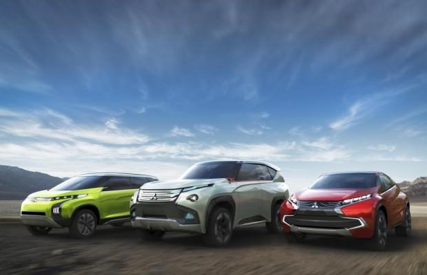 Mitsubishi-Studien  - Hybridantriebe für ASX und Pajero