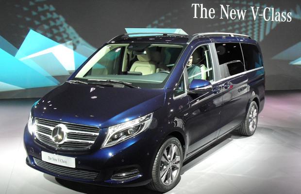 Multitalent mit (Premium-)Stil: Mercedes kündigt neue V-Klasse für Ende Mai an