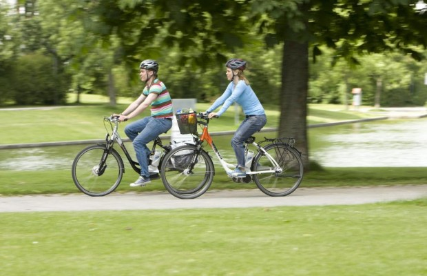 Netter Service: Elektrofahrräder im Internet