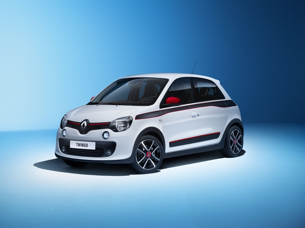 Neuer Renault Twingo - Mit Retro-Schick und Heckantrieb