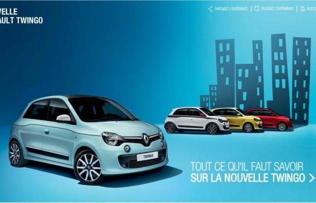 Neuer Renault Twingo im Netz
