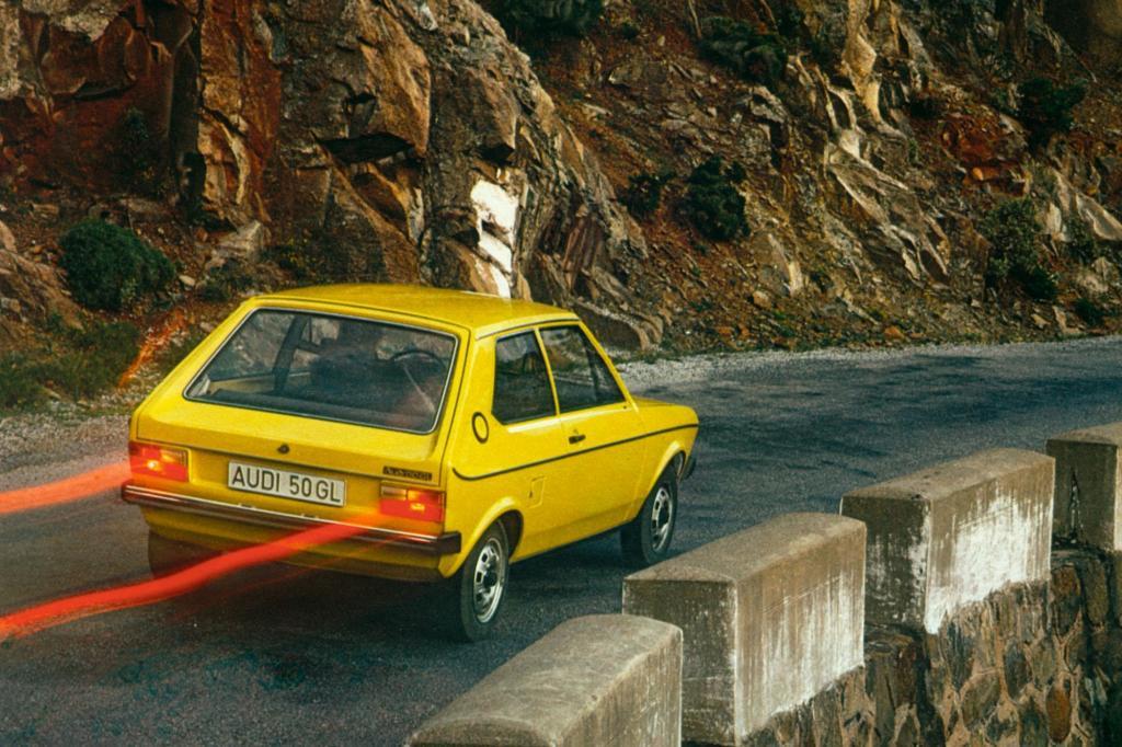 Nuccio Bertone beteiligte sich an der Formenfindung für den kleinen Audi