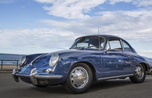 Panorama: Guy Newmark und sein Porsche 356 - Die Liebe seines Lebens