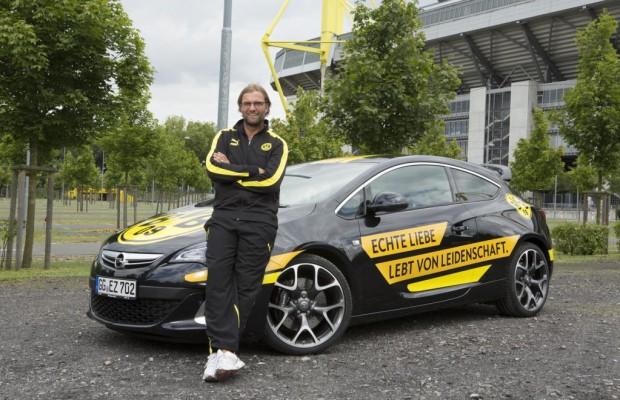 Perfektes Werbe-Team: Opel und Klopp
