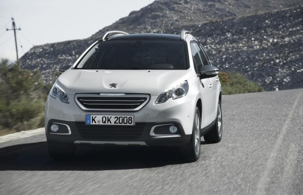 Peugeot nimmt mit dem 2008 die 100 000er-Marke