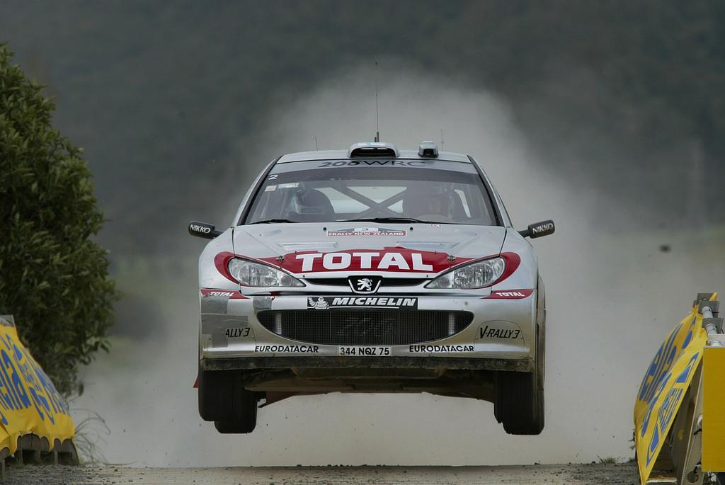 Peugeot präsentiert seine Rallye-Geschichte