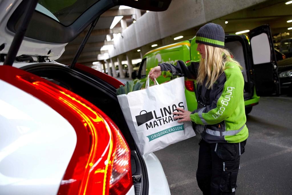 Pilotprojekt von Volvo - Auto wird zur Paketstation