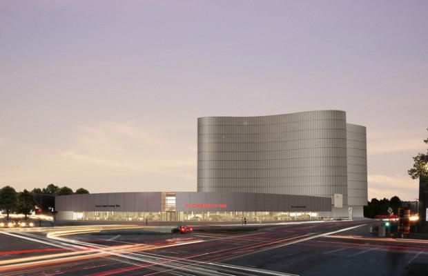 Porsche baut neue Zentren in Hamburg