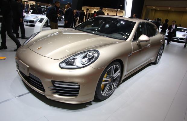 Porsche lieferte 12 225 Neuwagen aus