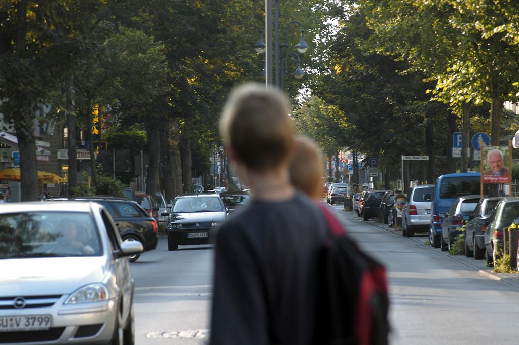 Ratgeber: Kinder im Straßenverkehr – wer haftet?