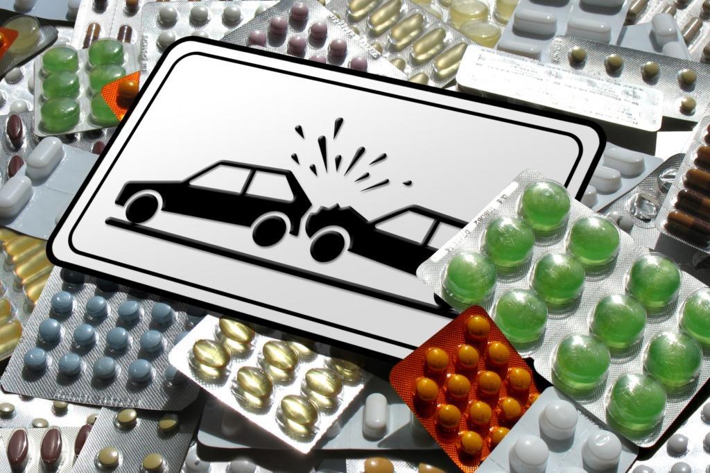 Ratgeber: Medikamente im Straßenverkehr - Das unterschätzte Risiko