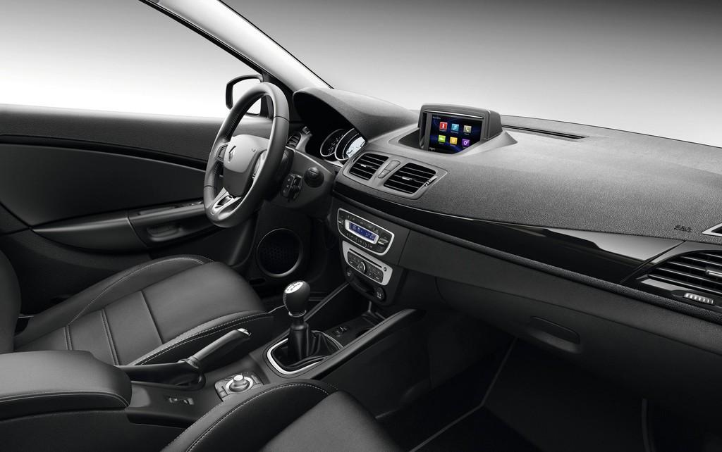 Renault Mégane CC aufgefrischt