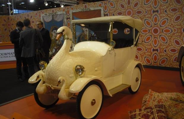 Retromobile in Paris: Der Luxus der Maharadschas - Als Geld keine Rolle spielte