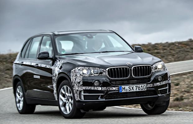 Sogar noch intensiver: Erste Ausfahrt im Plug-in-Hybrid-Prototyp BMW X5 eDrive