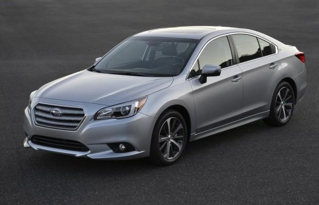 Subaru Legacy mit mehr Platz und neuer Optik