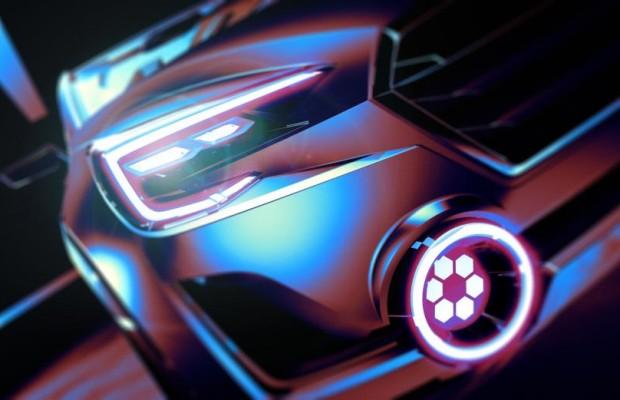 Subaru in Genf - Viziv, die Dritte