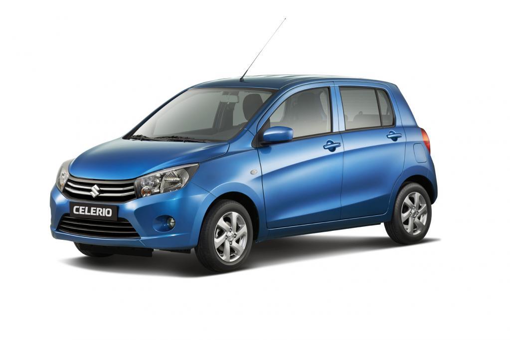 Suzuki präsentiert Europa-Version des Celerio