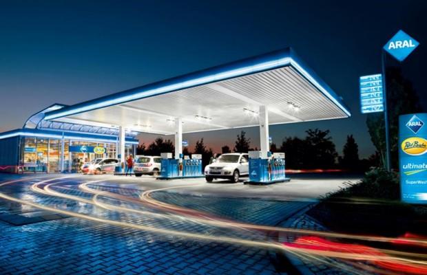 Tankstellen in Deutschland - Das Netz schrumpft