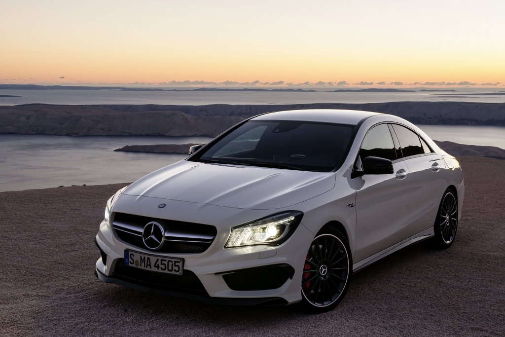 Test: Mercedes-Benz CLA 220 CDI  - Ohne Hut tut gut