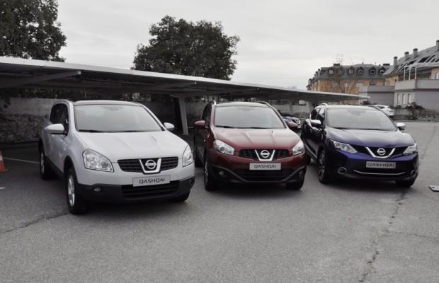 Test Nissan Qashqai – Treffen der Generationen