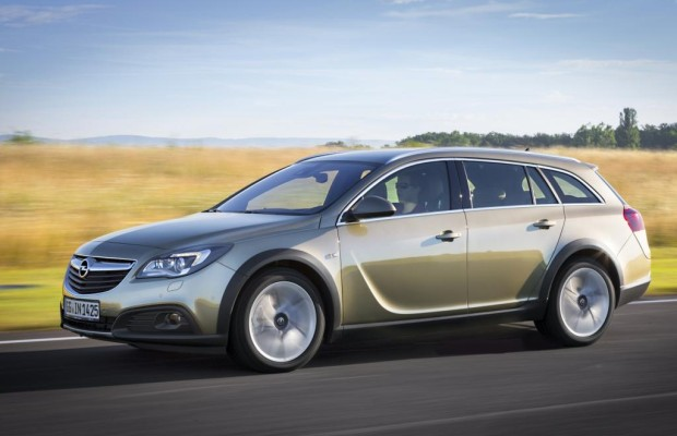 Test: Opel Insignia Country Tourer 2.0 SIDI Turbo - Die neue Landlust