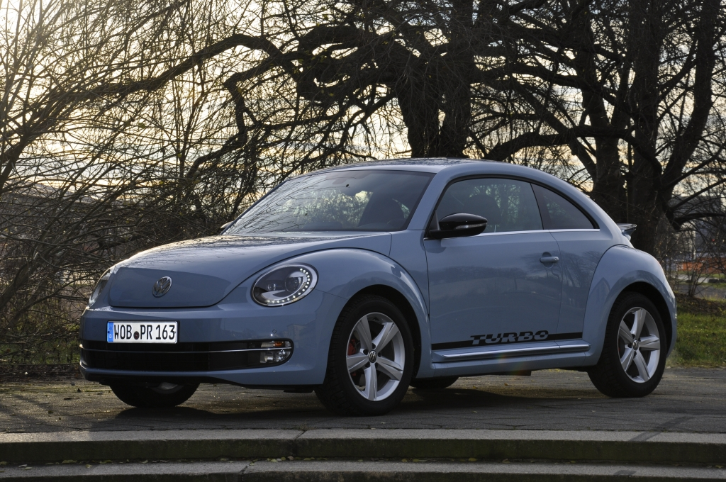Test VW Beetle 2.0 TSI – Der Turbo-Käfer