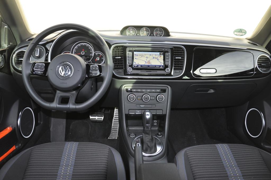 Test VW Beetle 2.0 TSI – Der Turbo-Käfer