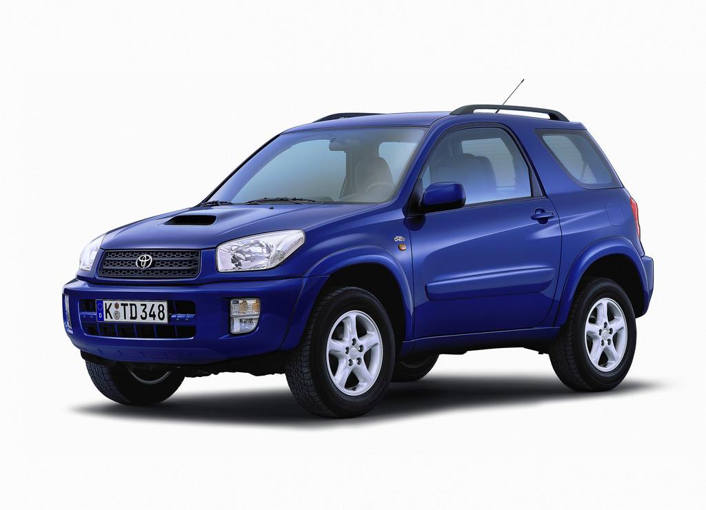 Toyota RAV4: Ein Pionier wird 20