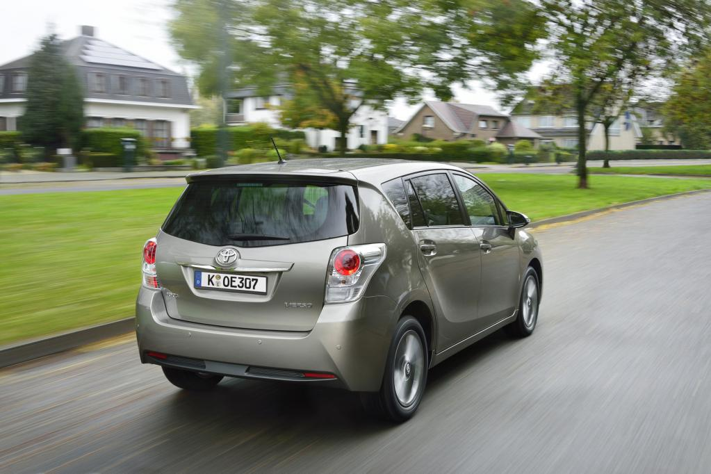 Toyota Verso 1.6 D-4D: Familienkutsche mit neuem Diesel