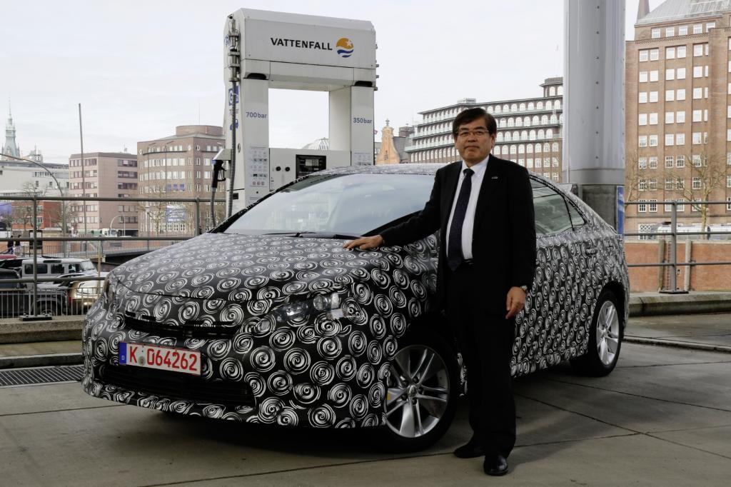 Toyota-Vordenker Katsuhiko Hirose