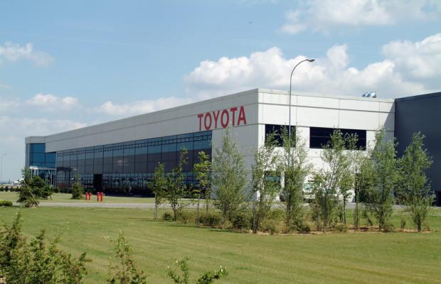 Toyota fährt Produktion in Frankreich hoch