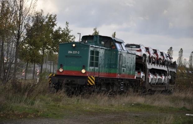 Transportaufkommen steigt