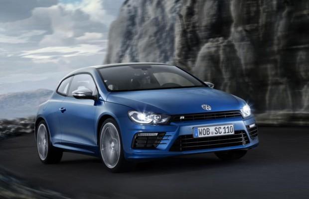 VW Scirocco - Gesichtspflege für den bösen Golf
