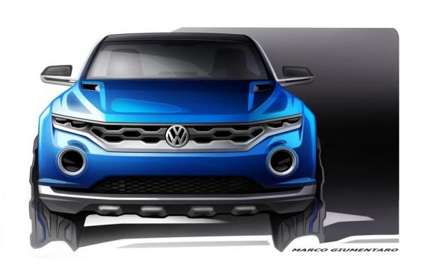 VW T-Roc - Das Smartphone-Offroad-Cabrio-SUV
