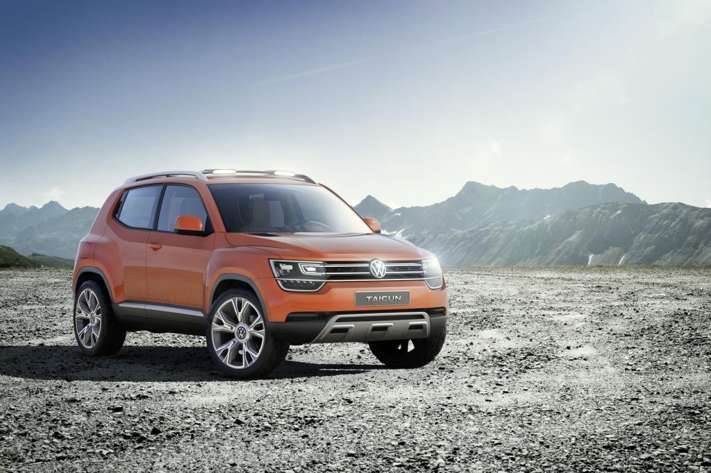 VW Taigun - Kein Ende Gelände