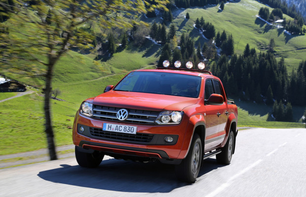 VW setzte 37 520 Nutzfahrzeuge ab