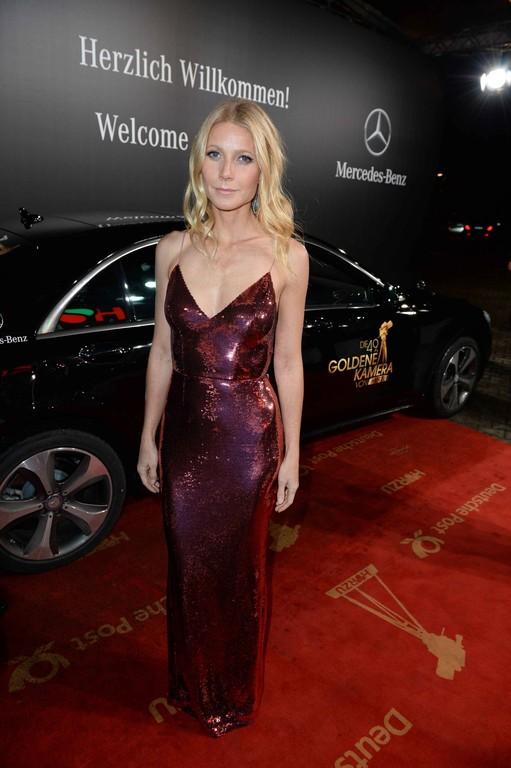 "Verleihung der ""Goldenen Kamera"": Gwyneth Paltrow."