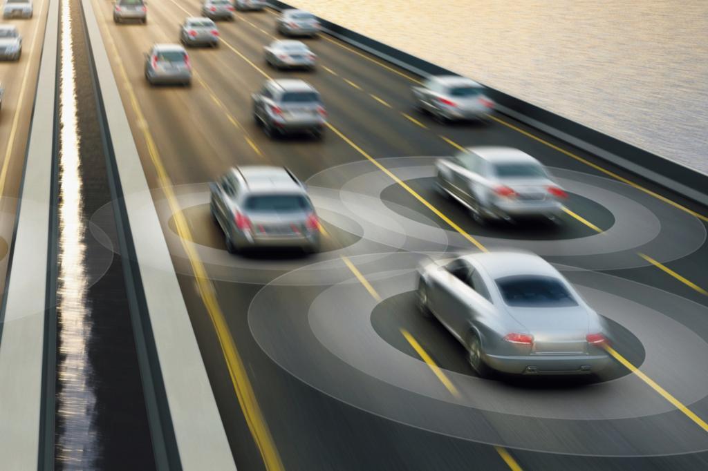 Vernetzte Fahrzeuge - Der gläserne Autofahrer